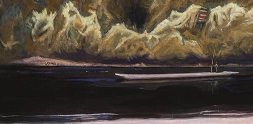 landscape painting artists