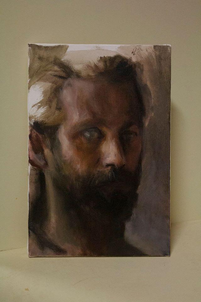 oil painting techniques portrait